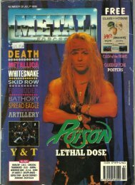 Metal Forces #52-1990