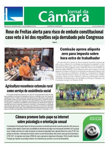 Rose de Freitas alerta para risco de embate constitucional caso veto ...