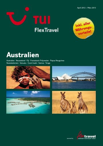 FLEX AustralienNeuseelandSuedsee 1213