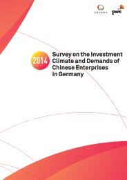 Survey-on-the-Investment-Climate-and-Demands-of-Chinese-Enterprises-in-Germany-2014