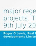 Major Regeneration Talk by Roger Lewis for Built Environment Networking - Page 4