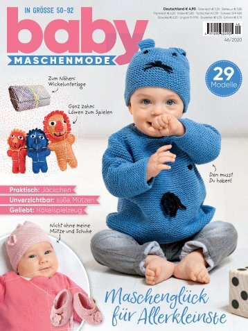Baby Maschenmode Nr. 46