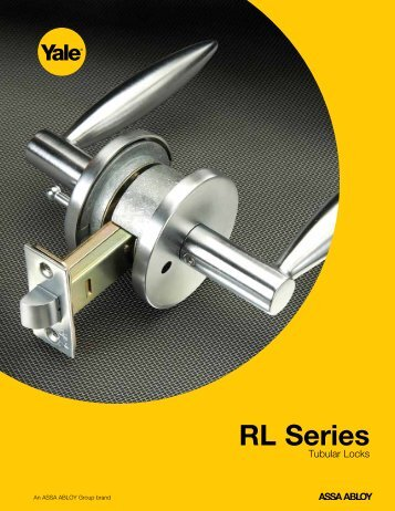 RL Series - ASSA ABLOY Door Security Solutions :: Extranet