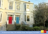 6 Claremont Villas, Off Adelaide Road, Glenageary, Co Dublin - Daft.ie