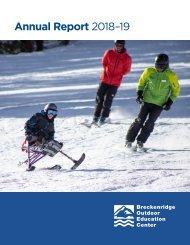 BOEC 2018-19 Annual Report