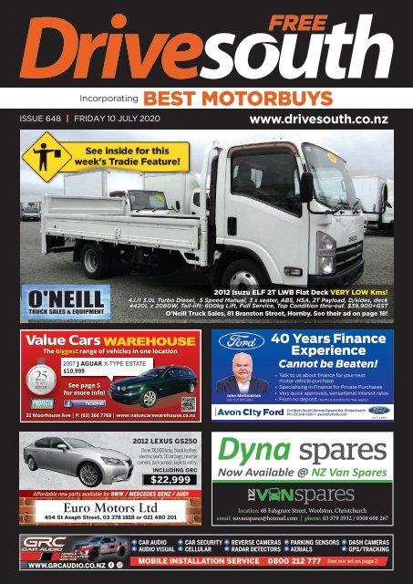 Best Motorbuys: July 10, 2020