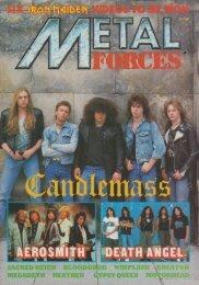 Metal Forces #26-1987