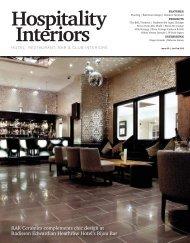Hospitality Interiors