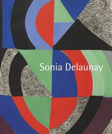 Sonia Delaunay - pdf catalogue - Adam Gallery