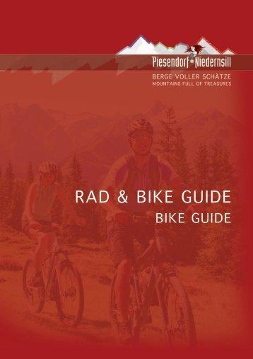 Rad & Bike Guide