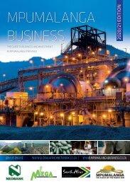 Mpumalanga Business 2020-21 edition