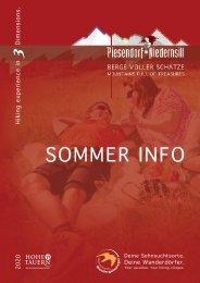 Sommer Info 2020