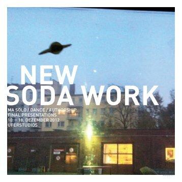SODA WORKS 2012
