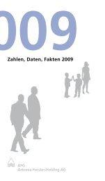 Zahlen, Daten, Fakten 2009