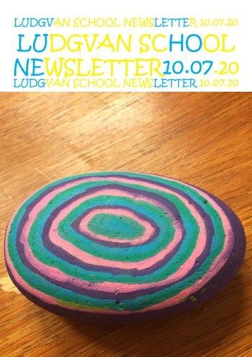 Newsletter 25- 10.07.20