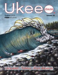 Ukeedaze Magazine - Volume 22 (Summer 2020)