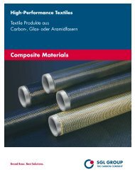 Composite Materials - Sgl K?