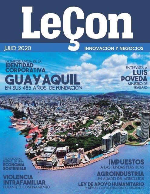 LECON JULIO 2020