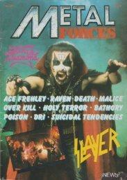 Metal Forces #24-1987