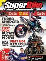 SuperBike Magazine July 2020