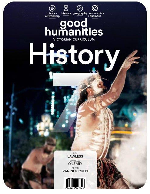 Good Humanities Victorian Curriculum Year 7