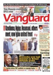 12072020 - Uzodinma, Ngige, Nnamani others meet, vow Igbo united front