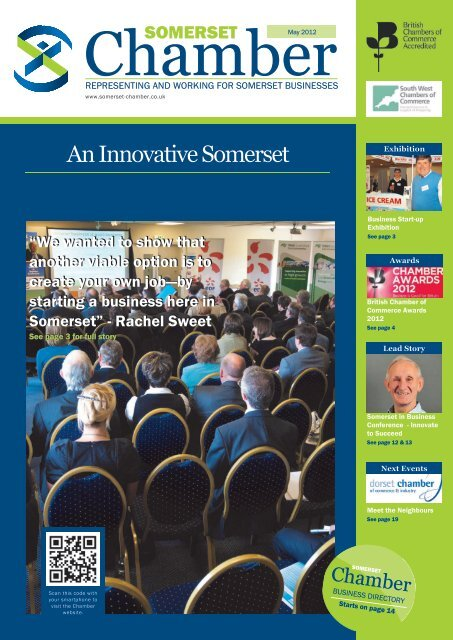 May 2012 - Somerset Chamber of Commerce