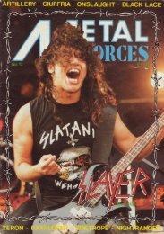 Metal Forces #13-1985