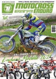 Motocross Enduro Ausgabe 07/2020