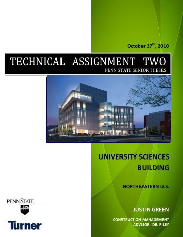 TECHNICAL ASSIGNMENT TWO