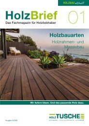 01/2020 Holzbau Aktuell