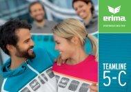 ERIMA Teamline 5-C - Schweiz (deutsch)