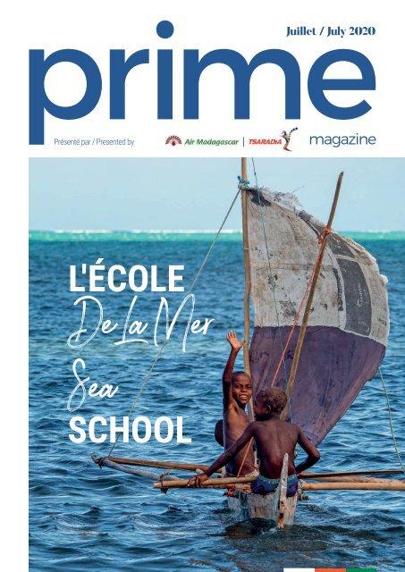 Prime Magazine Madagascar July 2020