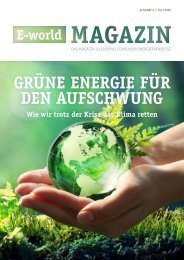 E-world Magazin | Ausgabe 2 | Juli 2020
