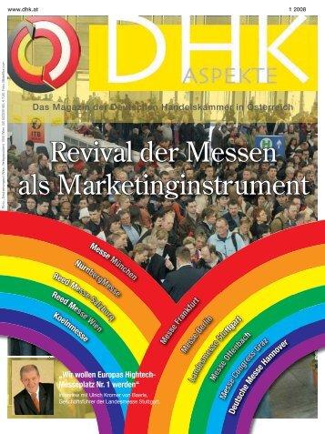 ITB Berlin - der Deutschen Handelskammer in Österreich