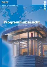 Download Produktprospekt - Ewald Dörken AG