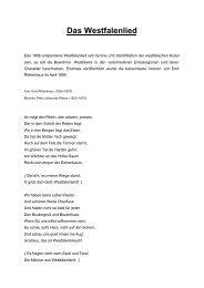 Das Westfalenlied