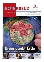 ROTEKREUZ Brennpunkt: Erde - Österreichisches Rotes Kreuz