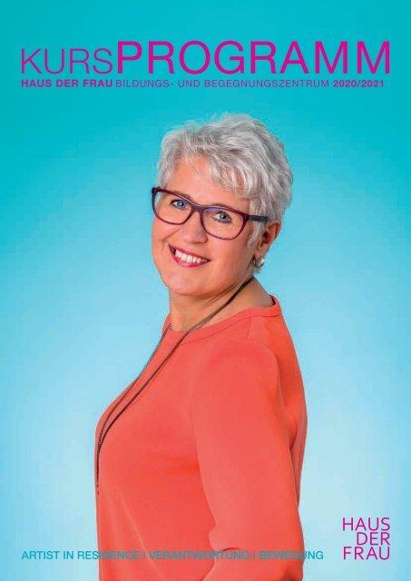 HAUS DER FRAU – Kursprogramm 2020/2021
