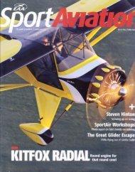EAA March 2012 Kitfox Radial - Rotec Aerosport