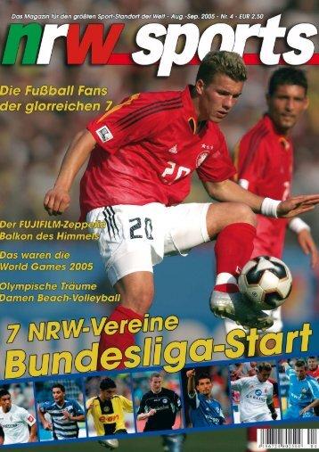 2 Niederlagen Start gelungen - Bayer Leverkusen - nrw sports
