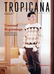 Tropicana Jul-Aug 2020 #131 The Beauty Issue