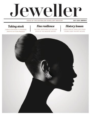 Jeweller - July, Edition I 2020