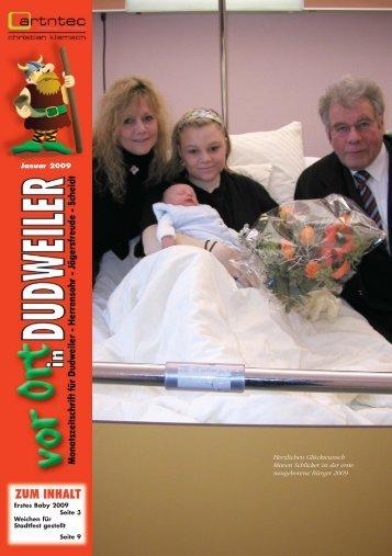 Januar 2009 Herzlichen Glückwunsch Maven Schlicker ist der - artntec