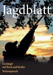 Jagdblatt Juli_August