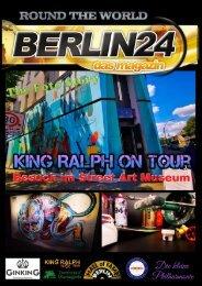 Street Art Museum Berlin - King Ralph on Tour