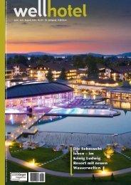 Ausgabe wellhotel 2-2020
