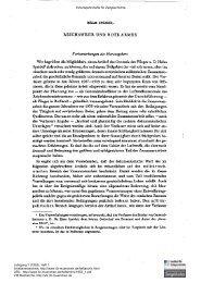 Reichswehr und Rote Armee - Institut für Zeitgeschichte