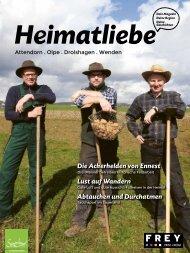 HEIMATLIEBE-BIGGESEE Ausgabe 10 Frühjahr / Sommer 2020