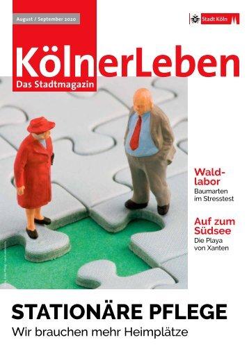 KölnerLeben August/September 2020